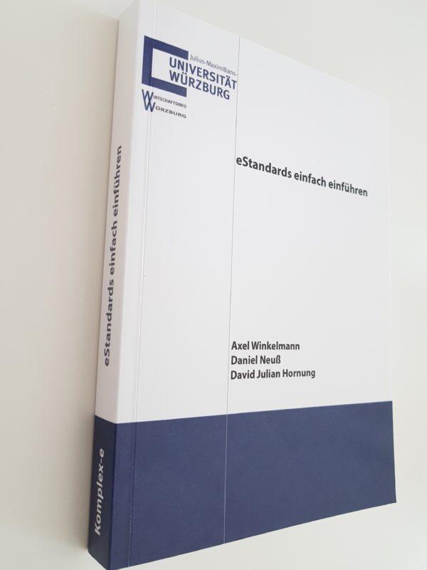 Buchcover - eStandards einfach einführen